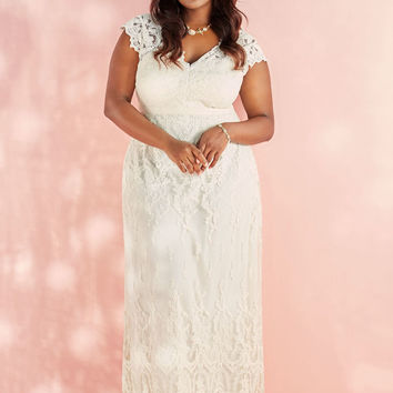 Memorable Matrimony Maxi Dress
