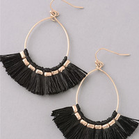 Fan Tastic Statement Earring
