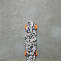 "Globe Graphic Bantam 23"" Skateboard in Paisley - Urban Outfitters"