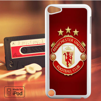 Manchester United Football Club iPod Touch 4 iPod Touch 5 iPod Touch 6 Case
