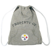 Pittsburgh Steelers NFL Hoodie Clinch Bag