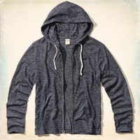 Soft Knit Sweater Hoodie