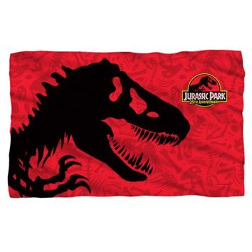Jurassic Park 25th Anniversary Fleece Blanket