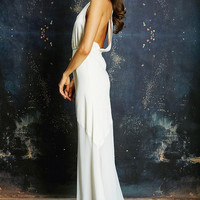 Aquarius Gown - Ivory | Stone Cold Fox