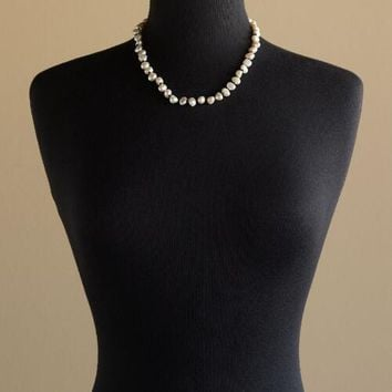 Pearl Storyline Necklace