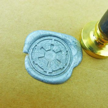 Star Wars Imperial Wax Seal Stamp