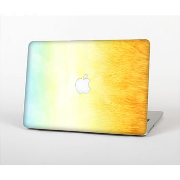 """The Painted Tall Grass with Sunrise Skin Set for the Apple MacBook Air 11"""""""
