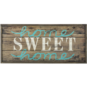 Home Sweet Home Wood Pallet MDF Sign | Hobby Lobby | 1128545