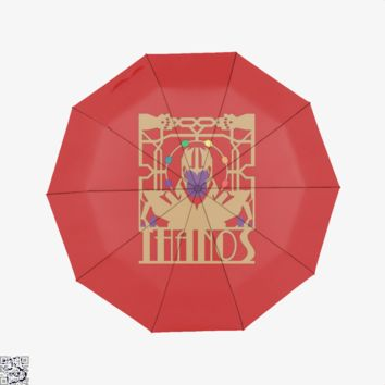 Thanos Art Deco, Avengers Infinity War Umbrella