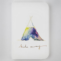 Denik Hide Away Notebook White One Size For Women 25285615001