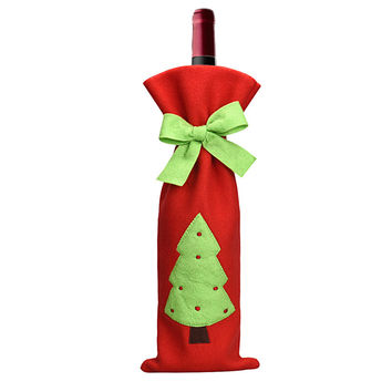 High Quality Decorated Wine Bottle Cover