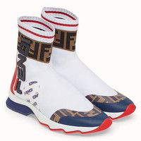 FENDI men and women Socks boots