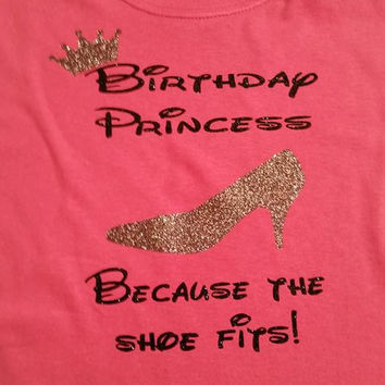 Birthday Prince/Princess Shirt