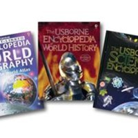 Usborne Books & More. Internet-linked Reference Collection (3)