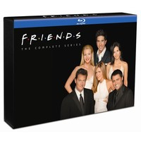 Friends: The Complete Series Collection (21 Discs) (Blu-ray) (Restored / Remastered) (Widescreen)