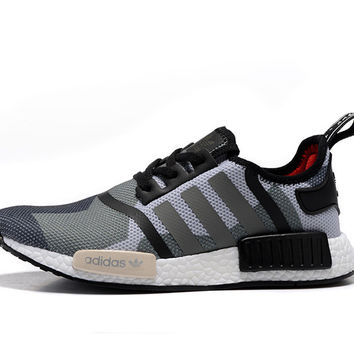 Trendsetter ADIDAS NMD Women Men Running Sport Casual Shoes Geometric Sneakers