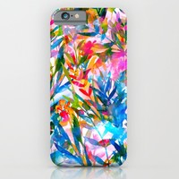 Tropic Dream iPhone & iPod Case by Jacqueline Maldonado
