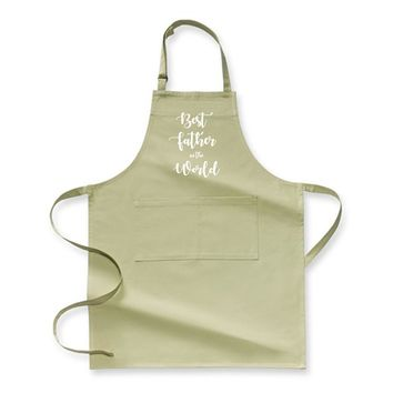Best Father In The World, Father's Day Apron