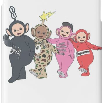 'Hypetubbies' iPhone Case/Skin by Meechy
