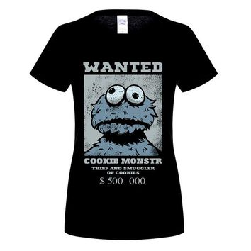 Wanted- Cookie Monster