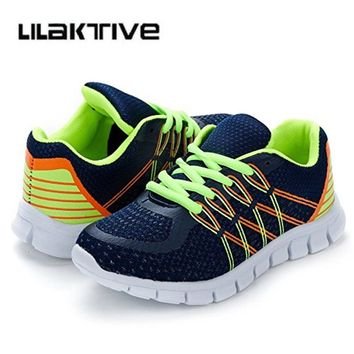 Students school shoes Kids outdoor sneakers boys Mesh Running shoes girls breathable Athletic shoes anti slippery shoes
