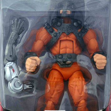 Marvel Legends Bulldozer Action Figure
