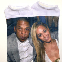 JAY-Z AND BEYONCE SOCKS