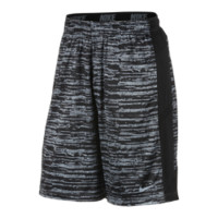 Nike Hyperspeed Camo Knit Men's Training Shorts Size XL (Grey)