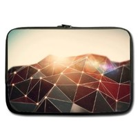 "Yestore Superior Neoprene Matrix Geometric Pattern Sleeve Case for All Laptop 13"" 13.3"" and Macbook Pro 13"""