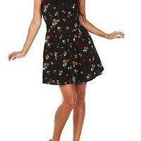 Hell Bunny Strawberry Dress - 736416