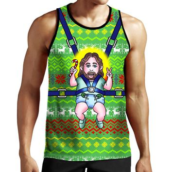 Jesus Christmas Tank Top
