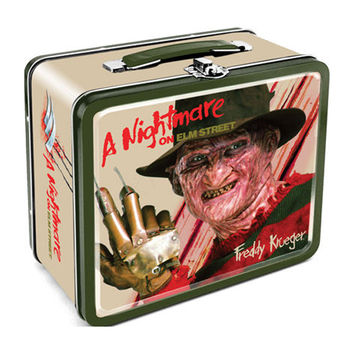 Nightmare On Elm Street Lunch Box