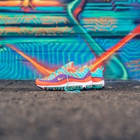 hcxx Nike Air Max '98 Cone - Cone/Tour Yellow/Hyper Grape