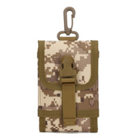 Camo Ourdoor Military Waterproof Assault Pack Tactical Waist Bag