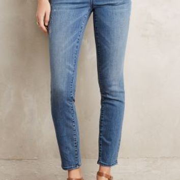 Pilcro Stet Ankle Jeans in High Tides Size: