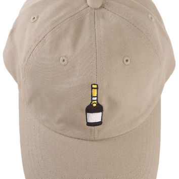 The Henny Dad Hat in Khaki