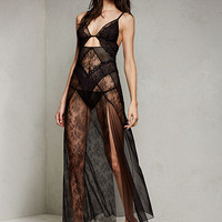 Limited Edition Fishnet & Lace Gown - Very Sexy - Victoria's Secret