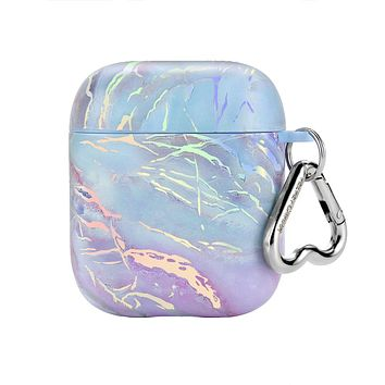 Holo Moonstone Airpods Case
