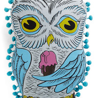ModCloth Owls Hoot Wants Ice Cream? Pillow