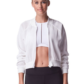 Michi Flash Jacket - Ivory