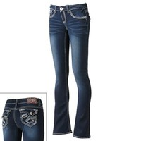 Hydraulic Bailey Bootcut Jeans - Juniors
