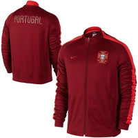 Nike Portugal N98 Full Zip Track Jacket - Red