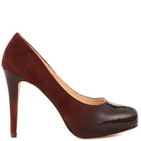 Vince Camuto Signature - Browynn - Pecan Red