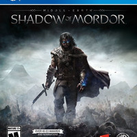 Middle Earth: Shadow of Mordor - Playstation 4 (Very Good)