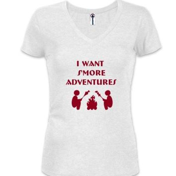 I Want S'more Adventures Wander People Shirt