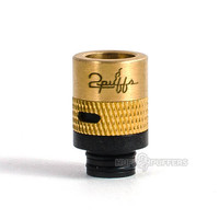 2 Puffs Adjustable Airflow Drip Tip