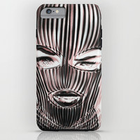 Badwood 3D Ski Mask iPhone & iPod Case by Badwood