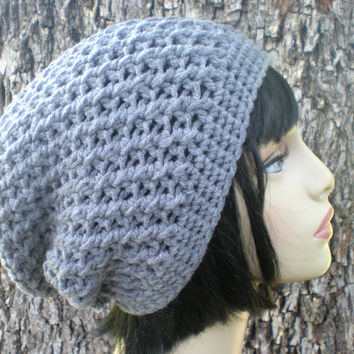 PATTERN  Crossroads Slouch Hat Slouchy Textured beanie by swellamy
