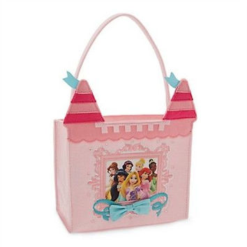 disney princess halloween trick or treat bag new with tag