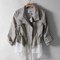 Daytrip Canvas Jacket